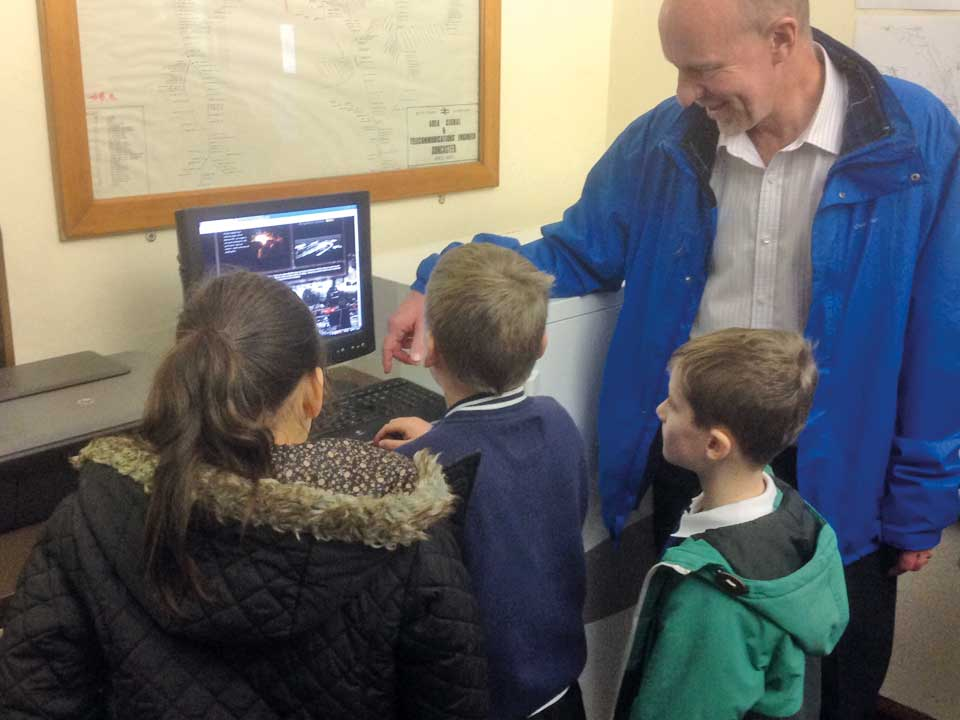 Educational school visits in Chesterfield, Derbyshire