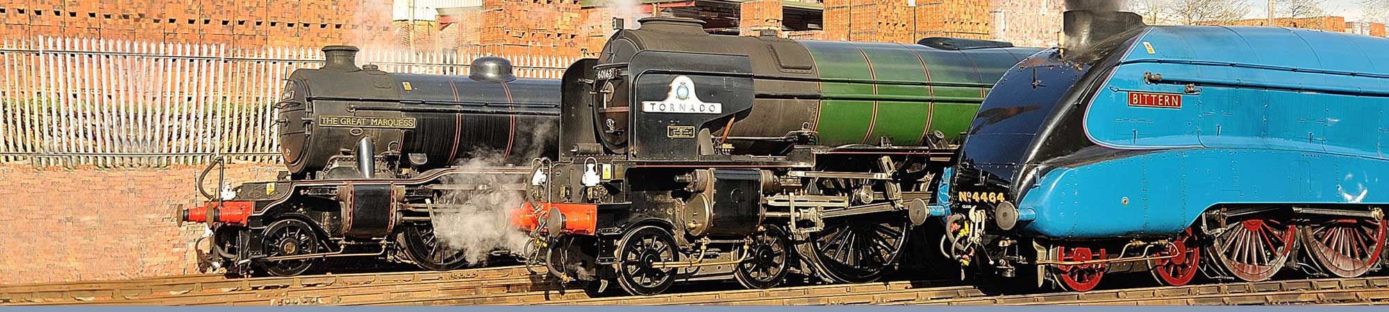 Steam Gala, at Barrow Hill, Derbyshire