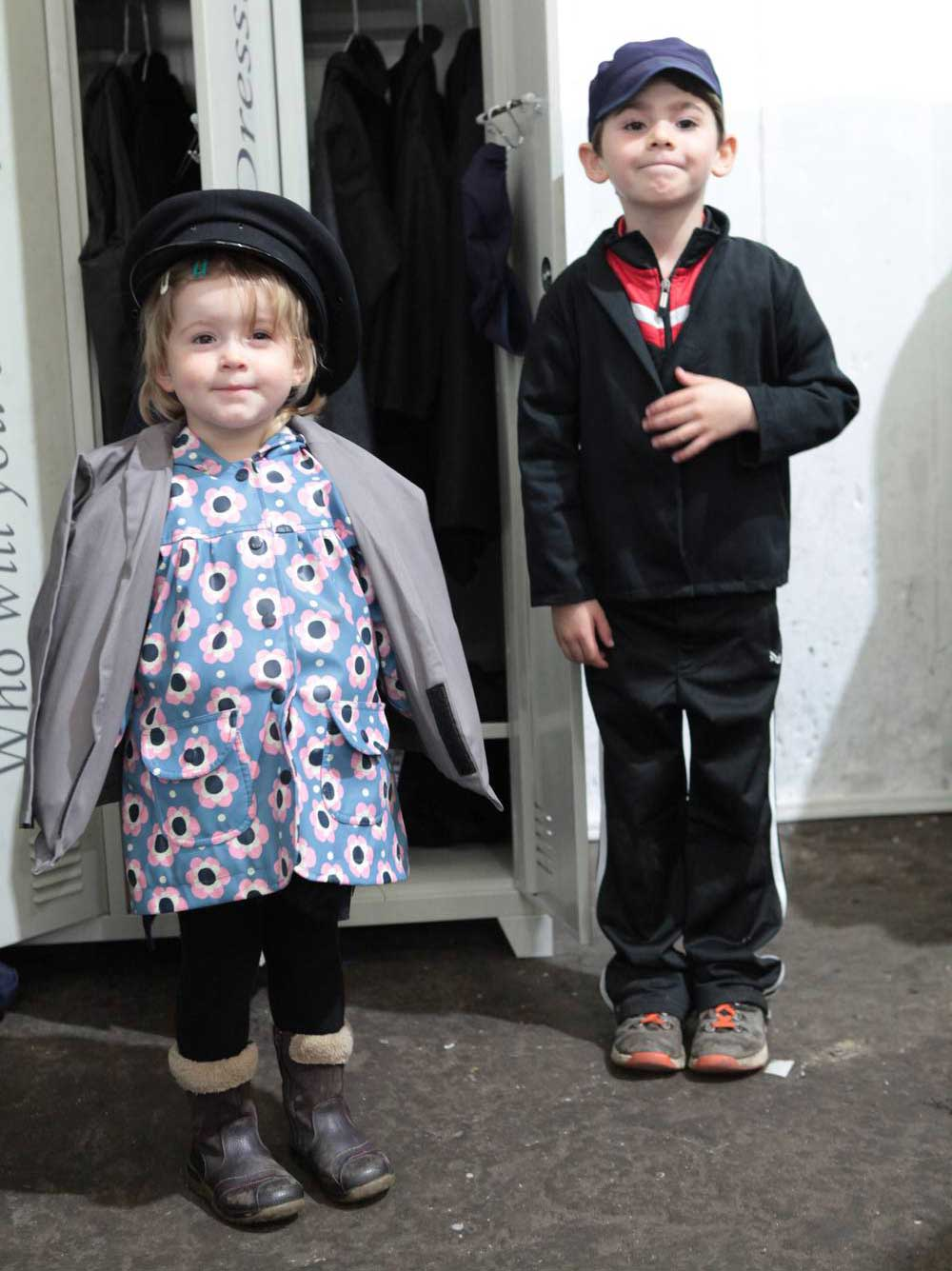 Family days out at Barrow Hill Railway Museum, Chesterfield
