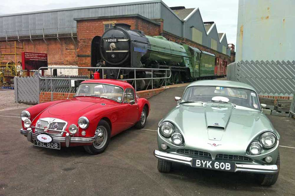 Hire venue at Barrow Hill, Chesterfield
