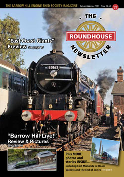 Click here to view Barrow Hill newsletter issue 43