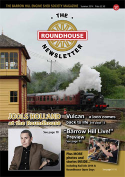 Click here to view the Barrow Hill Newsletter issue 45