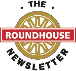 The roundhouse newsletter, Barrow Hill Chesterfield