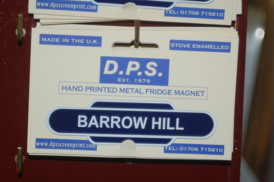 Barrow Hill Magnets for sale in our shop
