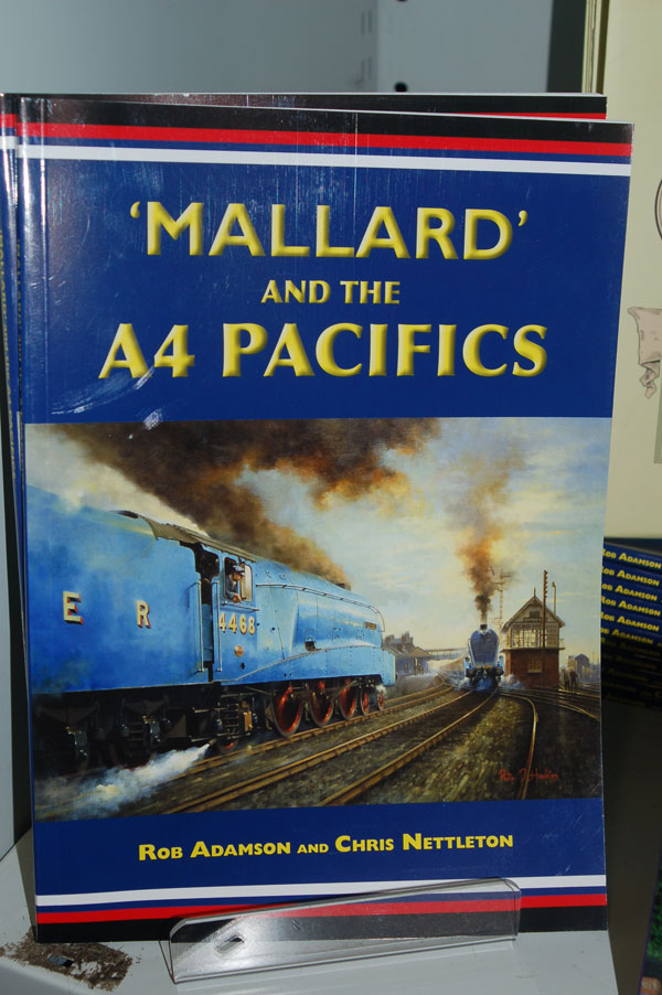 Railway Books for sale in the Barrow Hill shop, great gift for any railway enthusiast