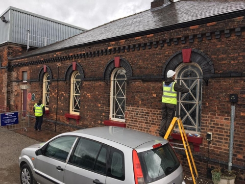 barrow Hill Roundhouse project update