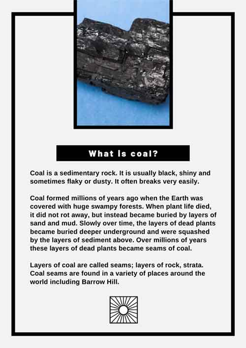 What is Coal fact sheet